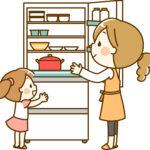 【冷蔵庫】我が家の冷蔵部分はいつもほぼ空っぽです